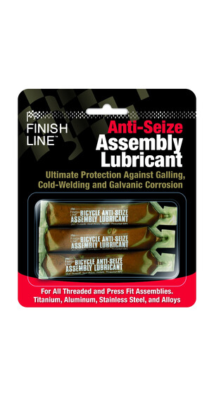 FINISH LINE Anti-Sieze Lube 3 Tubes